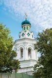 Igreja de Vasilyevskaya foto de stock royalty free