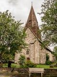 Igreja de Voss - Noruega Foto de Stock Royalty Free