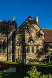 Igreja de Wingrave, Buckinghamshire Fotografia de Stock Royalty Free