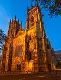 Igreja de York, catedral foto de stock royalty free