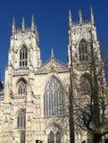 Igreja de York em um dia ensolarado foto de stock