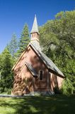 Igreja de Yosemite Imagens de Stock
