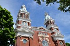 Igreja de Ypsilanti Foto de Stock