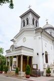 A igreja do ícone fotos de stock