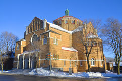 A igreja do adventist de Sétimo-dia de Westmount Imagem de Stock Royalty Free