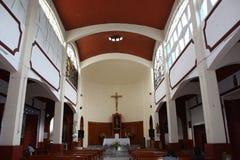 Igreja do altar fotografia de stock