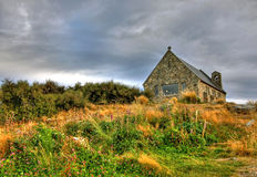 A igreja do bom pastor Foto de Stock