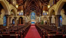 Igreja do bom pastor de Raleigh Fotografia de Stock
