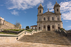 Igreja do Bonfim, Porto, Portugal Royalty Free Stock Photos