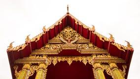 Igreja do budismo imagens de stock royalty free