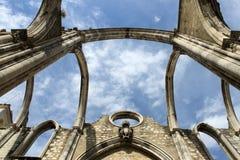 Igreja do Carmo Royalty Free Stock Photo