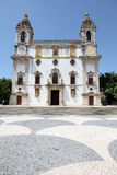 Igreja do Carmo church in Faro Stock Photos