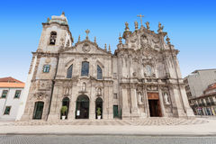 Igreja do Carmo Stock Photos