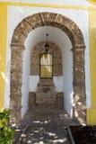 Igreja do Carmo Famous bone chapel, Portugal Stock Images