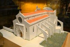 Igreja do Carmo, Lisbon, Portugal Stock Image