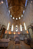 Igreja do Carmo, Lisbon, Portugal Stock Images
