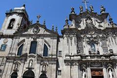 Igreja do Carmo in Porto, Portugal Royalty Free Stock Images