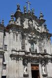 Igreja do Carmo in Porto, Portugal Stock Image