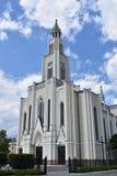 Igreja do coração o mais puro de Mary Imagem de Stock