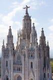 Igreja do coração sagrado de Jesus Fotos de Stock Royalty Free