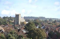 Igreja do ` de StBartholomew no Suffolk Inglaterra de Orford Fotografia de Stock Royalty Free