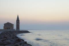 Igreja do dell'Angelo de Madonna Fotos de Stock