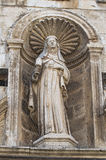Igreja do delle Fonti de Acquaviva. Puglia. Italy. Imagem de Stock