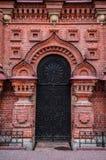 Igreja do esmagamento fotografia de stock