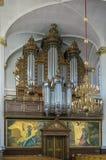 Igreja do espírito santo, Copenhaga Foto de Stock Royalty Free