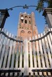 Igreja do Frisian, (1ó século) preservado perfeitamente Foto de Stock