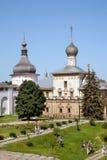 A igreja do Hodegetria no Kremlin de Rostov, Rússia Imagem de Stock Royalty Free