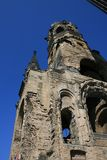 Igreja do memorial de Berlim Imagens de Stock