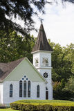 Igreja do país Imagem de Stock Royalty Free