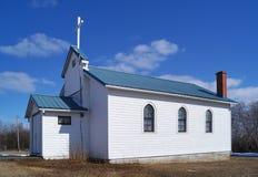 Igreja do país Fotografia de Stock Royalty Free