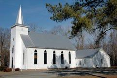 Igreja do país velho em Virgínia Foto de Stock