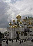 Igreja do russo Imagem de Stock Royalty Free
