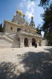 Igreja do russo Fotografia de Stock Royalty Free