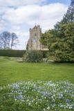 Igreja do ` s de St Mary, batalha, Sussex, Reino Unido fotos de stock