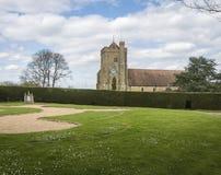 Igreja do ` s de St Mary, batalha, Sussex, Reino Unido imagens de stock royalty free