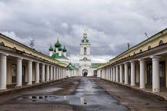 Igreja do salvador em Kostroma, Rússia Imagens de Stock
