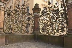 A igreja do salvador no sangue derramado Imagem de Stock Royalty Free