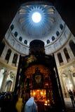 Igreja do Sepulchre santamente Foto de Stock Royalty Free