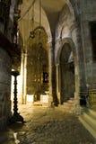 Igreja do Sepulchre santamente, Jerusalem fotos de stock