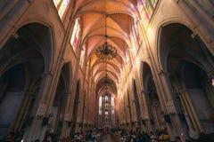 Igreja do shengxin de Guangzhou Imagens de Stock Royalty Free