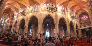 Igreja do shengxin de Guangzhou Fotografia de Stock
