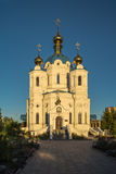 Igreja do St Alexander Nevsky Fotografia de Stock Royalty Free