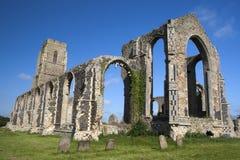 Igreja do St Andrew, Covehithe, Suffolk, Inglaterra Foto de Stock