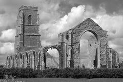 Igreja do St Andrew, Covehithe, Suffolk, Inglaterra Imagem de Stock