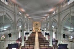 Igreja do St Anthony fotos de stock