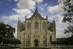 Igreja do St Barbara Fotos de Stock